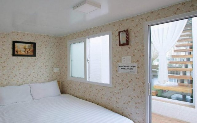 Lens Mini Hotel Далат комната для гостей