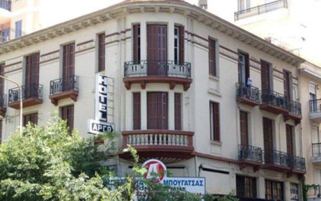 Отель Argo Греция, Салоники - отзывы, цены и фото номеров - забронировать отель Argo онлайн вид на фасад