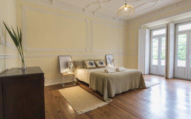 Отель Saldanha Charming Palace комната для гостей