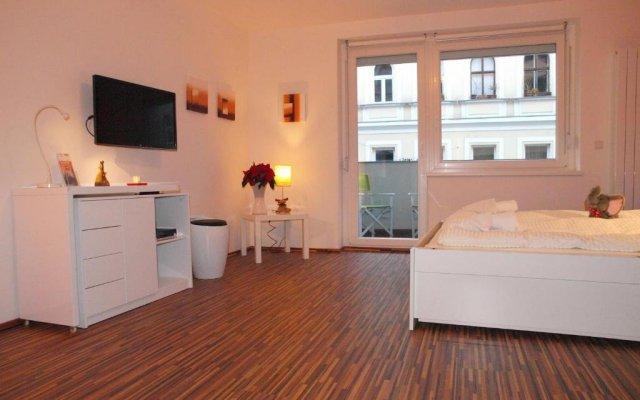 Отель Studio-Apartment Augarten Австрия, Вена - отзывы, цены и фото номеров - забронировать отель Studio-Apartment Augarten онлайн комната для гостей