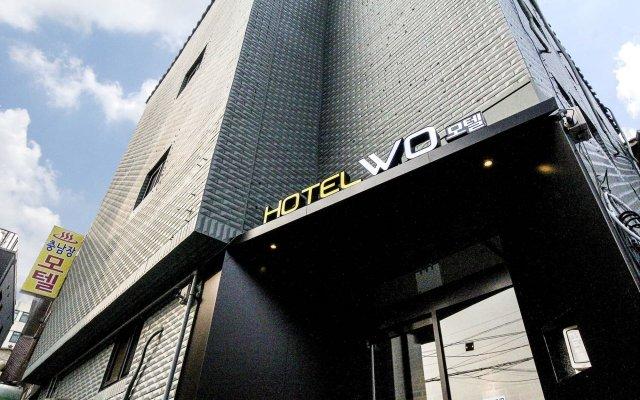 Hotel WO Chungjeongro вид на фасад