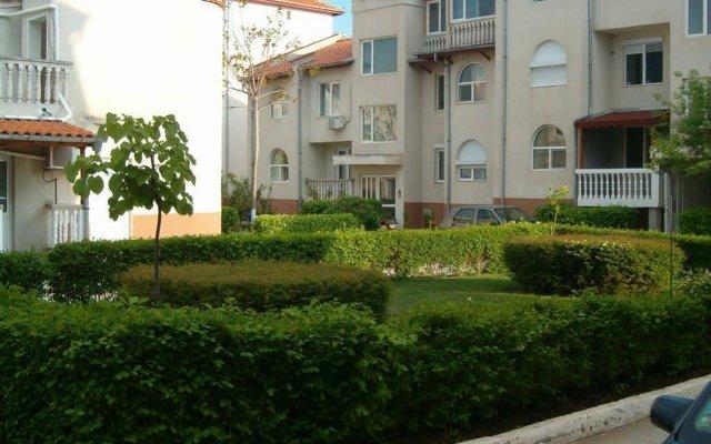 Апартаменты Adita Apartments In Bravo 1 Complex Солнечный берег вид на фасад