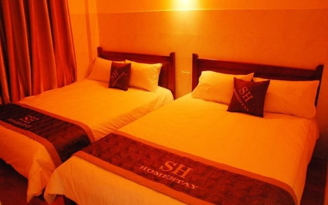 Отель SH Homestay Вьетнам, Хюэ - отзывы, цены и фото номеров - забронировать отель SH Homestay онлайн комната для гостей