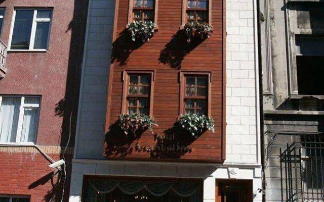 Бутик-отель Old City Luxx вид на фасад