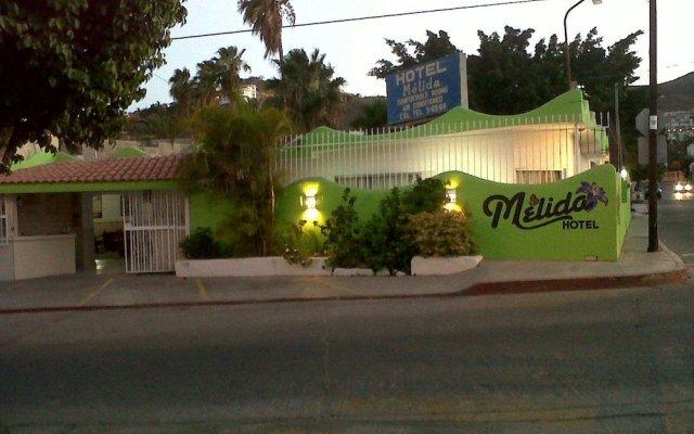 Отель Melida Мексика, Кабо-Сан-Лукас - отзывы, цены и фото номеров - забронировать отель Melida онлайн вид на фасад