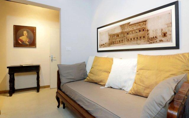 Отель Sangallo Rooms комната для гостей