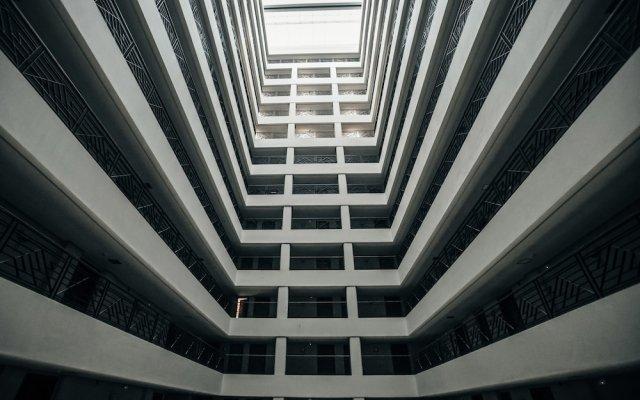 Отель Mogador MARINA вид на фасад