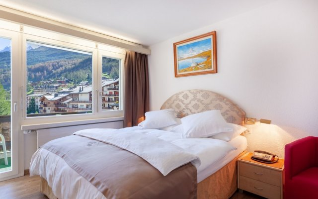 Отель Beau Rivage Швейцария, Церматт - отзывы, цены и фото номеров - забронировать отель Beau Rivage онлайн вид на фасад