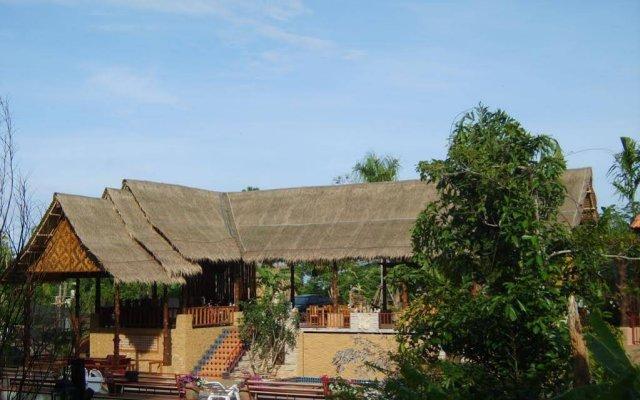 Отель Kanita Pool Villa вид на фасад