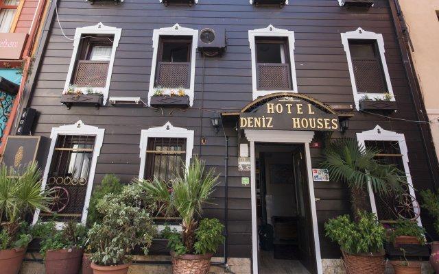 Deniz Houses Турция, Стамбул - - забронировать отель Deniz Houses, цены и фото номеров вид на фасад