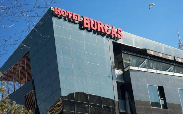 Отель Burgas Болгария, Бургас - 4 отзыва об отеле, цены и фото номеров - забронировать отель Burgas онлайн вид на фасад