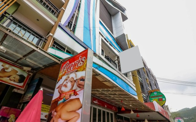 Отель NIDA Rooms Patong 179 Phang Center вид на фасад