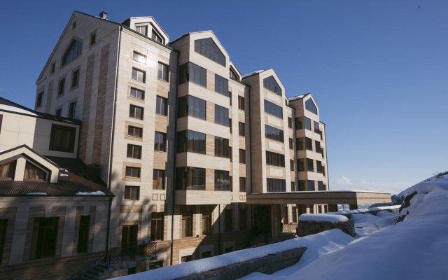 Отель Ararat Resort вид на фасад