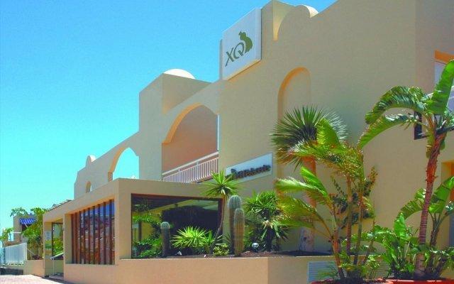Отель XQ El Palacete Морро Жабле вид на фасад