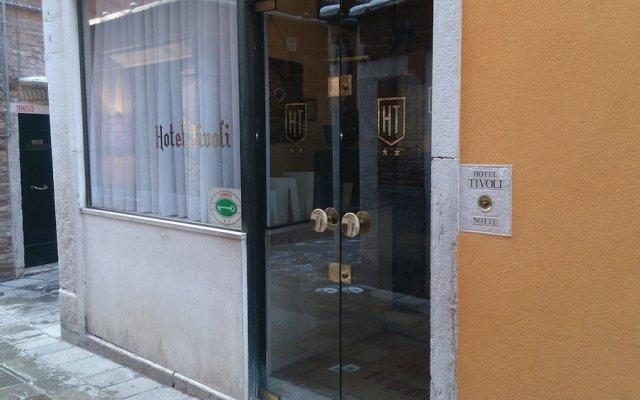 Отель Tivoli Hotel Италия, Венеция - 4 отзыва об отеле, цены и фото номеров - забронировать отель Tivoli Hotel онлайн вид на фасад