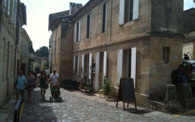 Отель Les Logis Du Roy Франция, Сент-Эмильон - отзывы, цены и фото номеров - забронировать отель Les Logis Du Roy онлайн вид на фасад