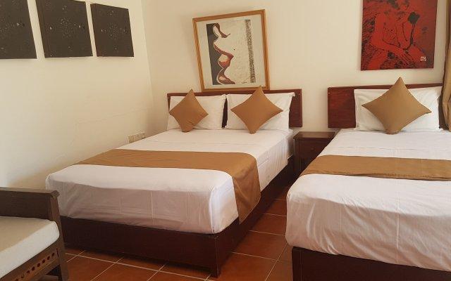 Отель Villa Mar Cala Марокко, Танжер - отзывы, цены и фото номеров - забронировать отель Villa Mar Cala онлайн комната для гостей