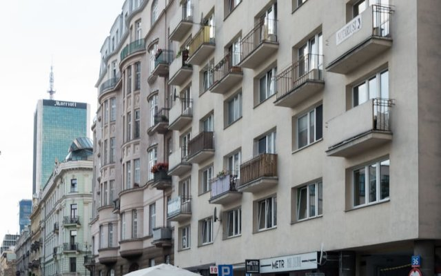 Отель WE Apartments Польша, Варшава - отзывы, цены и фото номеров - забронировать отель WE Apartments онлайн вид на фасад