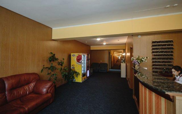 Гостиница Primorskaja интерьер отеля