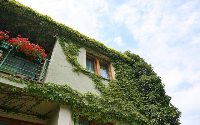 Отель Zielony Domek Польша, Гданьск - отзывы, цены и фото номеров - забронировать отель Zielony Domek онлайн вид на фасад