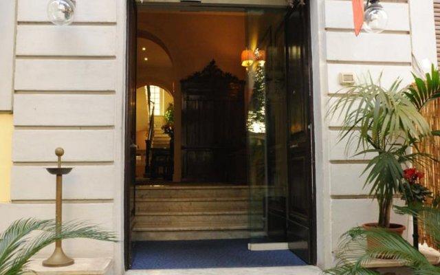 Hotel Silva вид на фасад