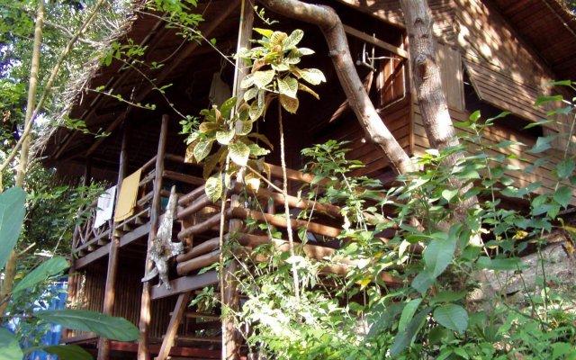 Отель Sabai Corner Bungalows вид на фасад