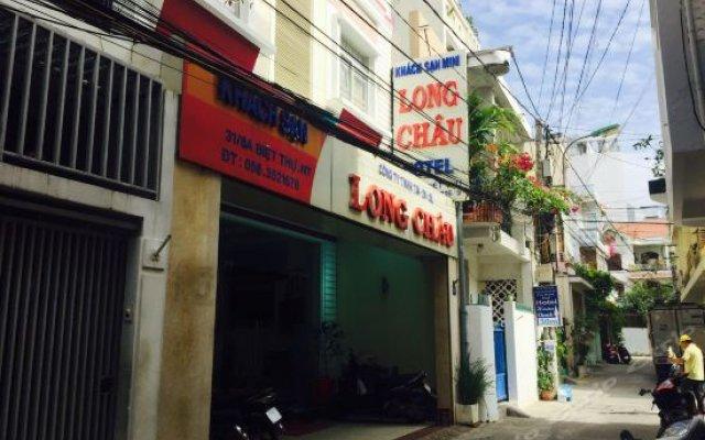 Отель Long Chau Hotel Вьетнам, Нячанг - отзывы, цены и фото номеров - забронировать отель Long Chau Hotel онлайн вид на фасад
