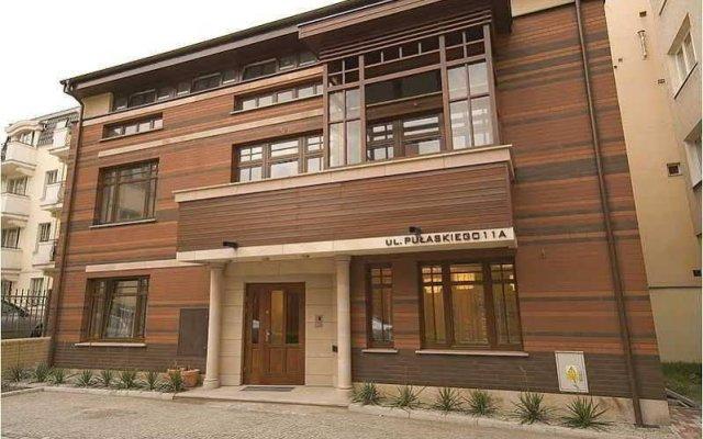 Отель Marea Apartments Польша, Сопот - отзывы, цены и фото номеров - забронировать отель Marea Apartments онлайн вид на фасад