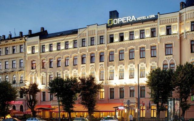 Opera Hotel & Spa вид на фасад