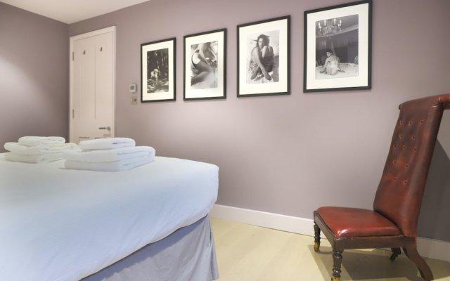 Отель Stylish & Modern 1BD Kensington Flat, Sleeps 2 Великобритания, Лондон - отзывы, цены и фото номеров - забронировать отель Stylish & Modern 1BD Kensington Flat, Sleeps 2 онлайн комната для гостей