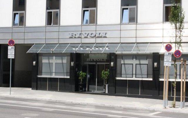 Отель Ambiance Rivoli Германия, Мюнхен - 4 отзыва об отеле, цены и фото номеров - забронировать отель Ambiance Rivoli онлайн вид на фасад