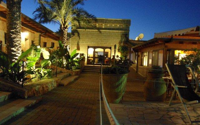 Hotel Masseria Resort Le Pajare Пресичче вид на фасад