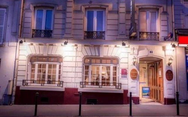 Отель Modern Hôtel Montmartre вид на фасад