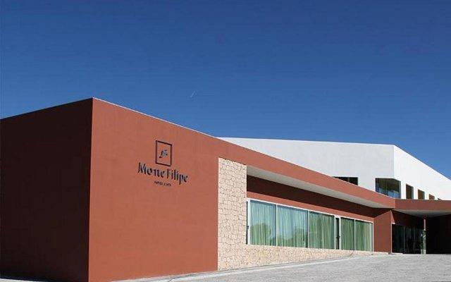 Monte Filipe Hotel & Spa вид на фасад