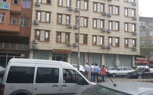 Azizoglu Malkoc Hotel Турция, Диярбакыр - отзывы, цены и фото номеров - забронировать отель Azizoglu Malkoc Hotel онлайн вид на фасад