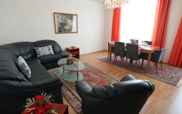 Апартаменты Mozart Apartments Вена комната для гостей