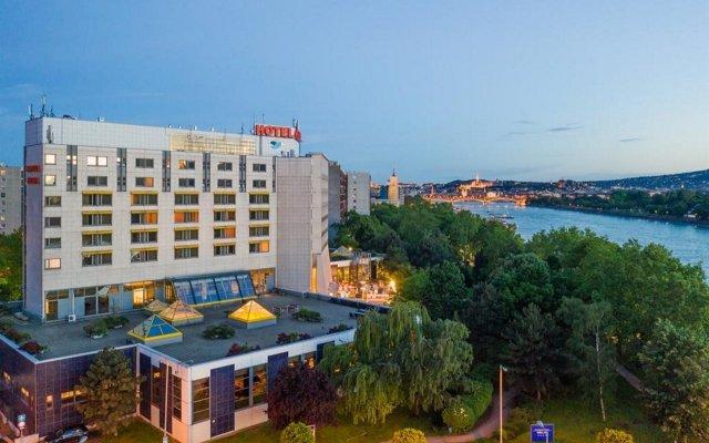 Отель Danubius Hotel Helia Венгрия, Будапешт - - забронировать отель Danubius Hotel Helia, цены и фото номеров вид на фасад