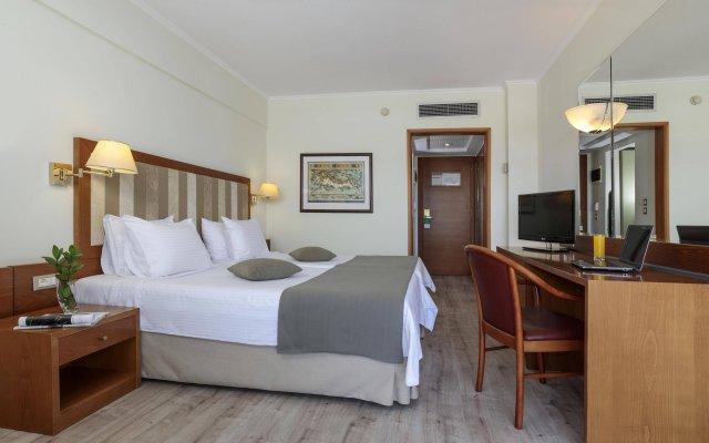 Отель Plaza Греция, Родос - отзывы, цены и фото номеров - забронировать отель Plaza онлайн комната для гостей