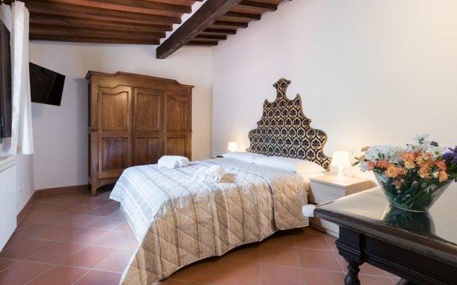 Отель Senese 38 - Keys of Italy Флоренция балкон