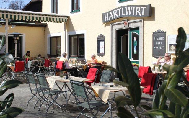 Отель Gasthof-Hotel Hartlwirt Австрия, Зальцбург - отзывы, цены и фото номеров - забронировать отель Gasthof-Hotel Hartlwirt онлайн вид на фасад