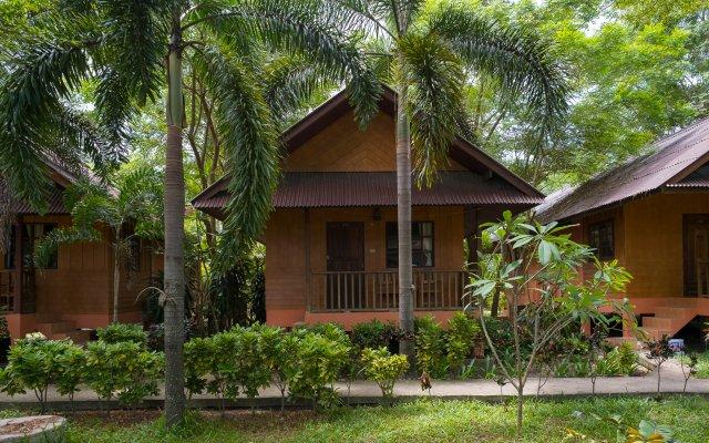 Отель Nat Resort Koh Tao вид на фасад