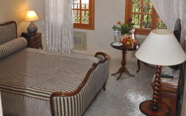 Отель Riad Alhambra комната для гостей