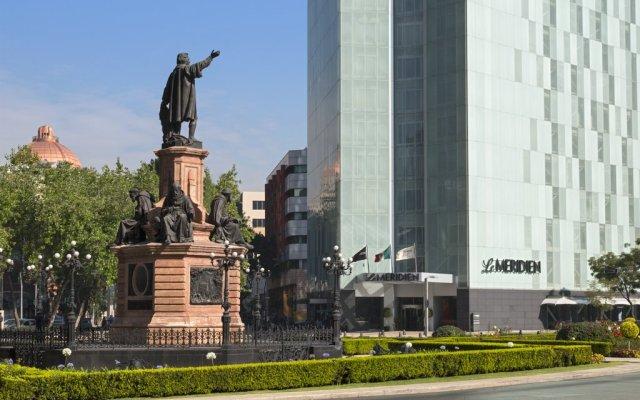 Отель Le Meridien Mexico City Мексика, Мехико - отзывы, цены и фото номеров - забронировать отель Le Meridien Mexico City онлайн вид на фасад
