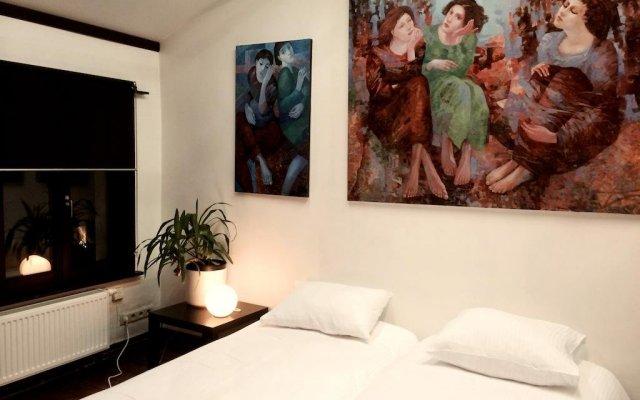 Отель Corner Art House комната для гостей