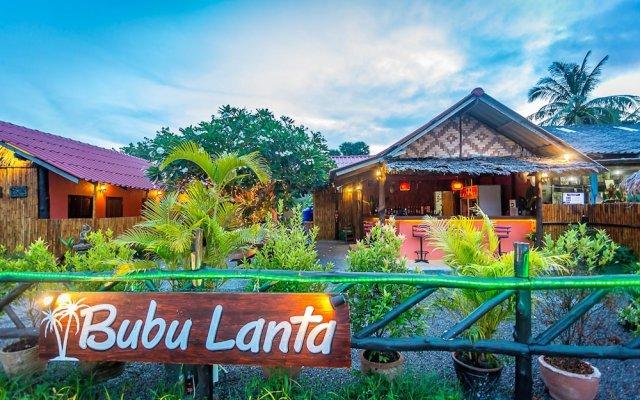 Bubu Lanta Hostel Ланта вид на фасад