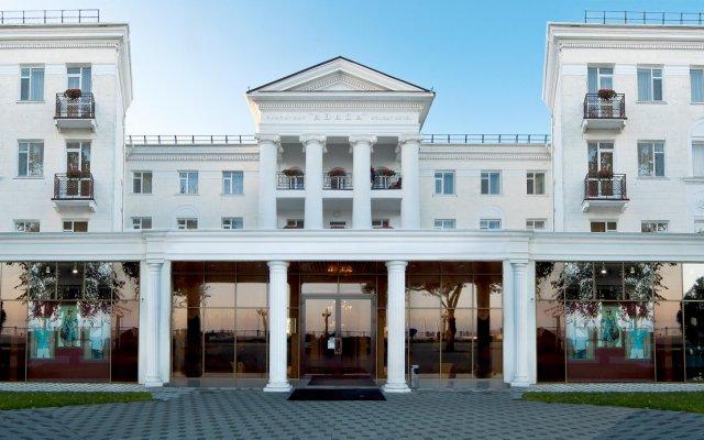 Гостиница Старинная Анапа в Анапе 6 отзывов об отеле, цены и фото номеров - забронировать гостиницу Старинная Анапа онлайн вид на фасад