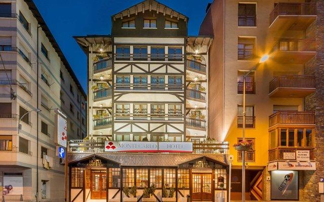 Hotel Montecarlo 0
