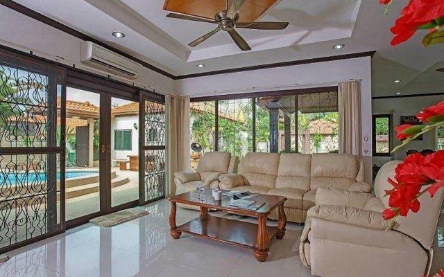 Отель Tranquillo Pool Villa комната для гостей