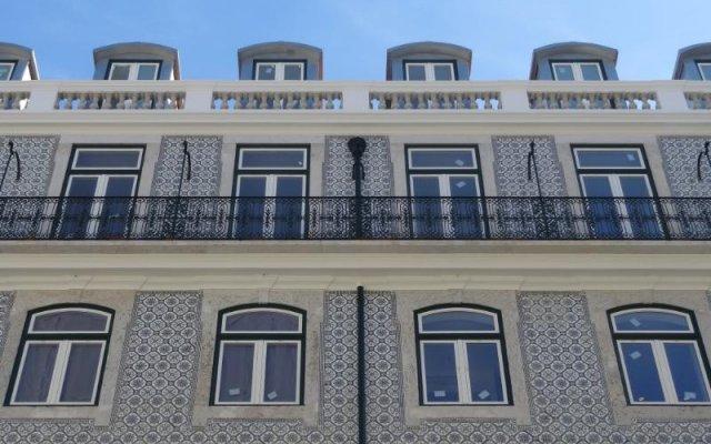 Отель My Story Ouro Португалия, Лиссабон - 2 отзыва об отеле, цены и фото номеров - забронировать отель My Story Ouro онлайн вид на фасад