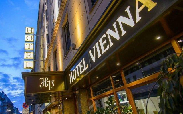 Отель Prater Vienna Австрия, Вена - 12 отзывов об отеле, цены и фото номеров - забронировать отель Prater Vienna онлайн вид на фасад